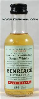 Benriach Pure Highland Malt