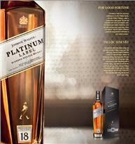 Johnnie Walker Platinum Label 18